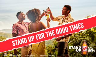 STAND UP FOR THE GOOD TIMES